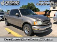 2003 Ford F-150 XLT 2WD SuperCrew 5.5' Box