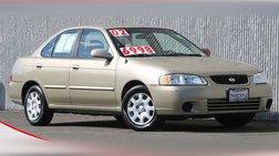 2002 Nissan Sentra CA