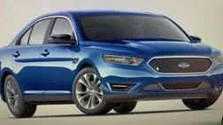 2016 Ford Taurus SHO
