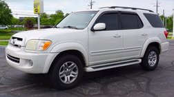 2005 Toyota Sequoia Limited