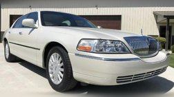 2005 Lincoln Town Car Signature