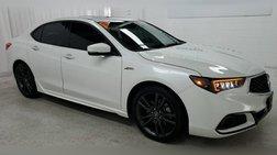 2020 Acura TLX w/Tech w/A-SPEC
