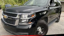 2017 Chevrolet Tahoe Special Service