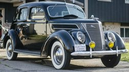 1937 Ford 1937 FORD 1937 FORD MODEL 78 DELUXE