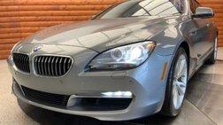2013 BMW 6 Series 640i Gran Coupe
