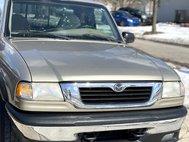2000 Mazda B-Series Truck B4000 Cab Plus 4 Troy Lee 4WD