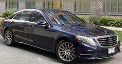 2014 Mercedes-Benz S-Class S 550