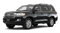 2021 Toyota Land Cruiser VX-R