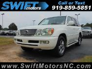 Used Lexus LX 470 for Sale in Charlotte, NC: 92 Cars from $4,495