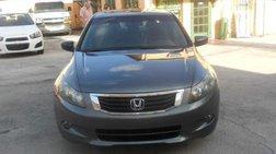 2009 Honda Accord EX-L V-6 Sedan AT