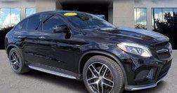2016 Mercedes-Benz GLE-Class GLE 450 AMG