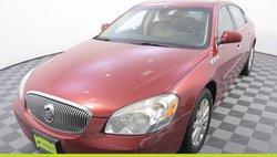 2009 Buick Lucerne CX