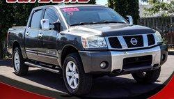 2007 Nissan Titan 4WD Crew Cab LE