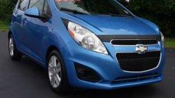 2014 Chevrolet Spark 1LT Manual