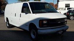 2002 Chevrolet Express Cargo Van 3500