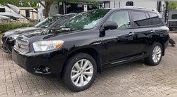 2008 Toyota Highlander Hybrid Limited