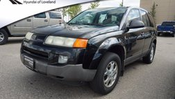 2003 Saturn VUE Base