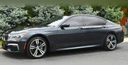 2016 BMW 7 Series 750i xDrive
