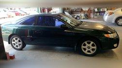 2000 Toyota Camry Solara SLE V6
