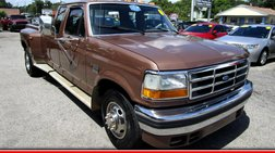 1992 Ford F-350 SuperCab DRW 2WD