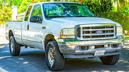 2003 Ford Super Duty F-250 FX4 Crew Cab Long Bed 4WD