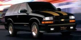 2002 Chevrolet Blazer Xtreme