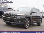 2016 Jeep Cherokee Latitude 75th Anniversary