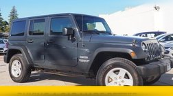 2017 Jeep Wrangler Unlimited Freedom