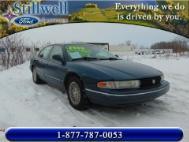 1995 Chrysler LHS Base