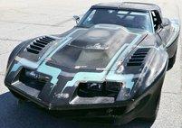 1970 Chevrolet Corvette SportWagon Wide Body 396 4-Speed