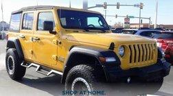 2018 Jeep Wrangler Unlimited Sport S