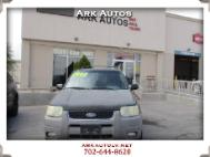 2002 Ford Escape XLT Choice
