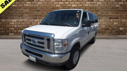 2014 Ford E-Series Wagon XLT
