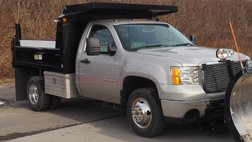 2009 GMC Sierra 3500HD CC Work Truck