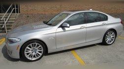 2011 BMW 5 Series 550i