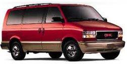 2002 GMC Safari SLE