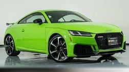 2020 Audi TT RS 2.5T quattro