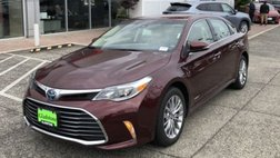 2016 Toyota Avalon Hybrid Limited