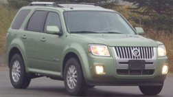 2010 Mercury Mariner Hybrid Base