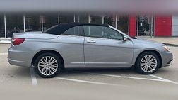 2014 Chrysler 200 Convertible Limited