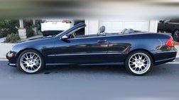 2008 Mercedes-Benz CLK-Class CLK 550