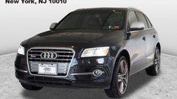 2014 Audi SQ5 3.0T quattro Prestige