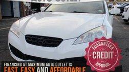 2011 Hyundai Genesis Coupe 2.0T R-Spec