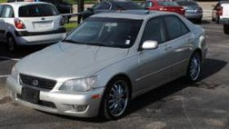 2004 Lexus IS 300 Base
