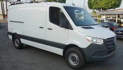2019 Mercedes-Benz Sprinter Cargo 1500