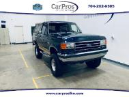 1989 Ford Bronco 2dr Wagon