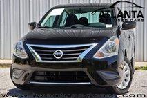 2017 Nissan Versa 1.6 S Plus