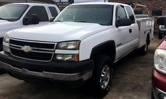 2007 Chevrolet Work Truck Ext. Cab 2WD