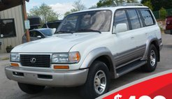 1997 Lexus LX 450 Base