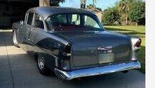 1955 Chevrolet Frame-Off Resto
